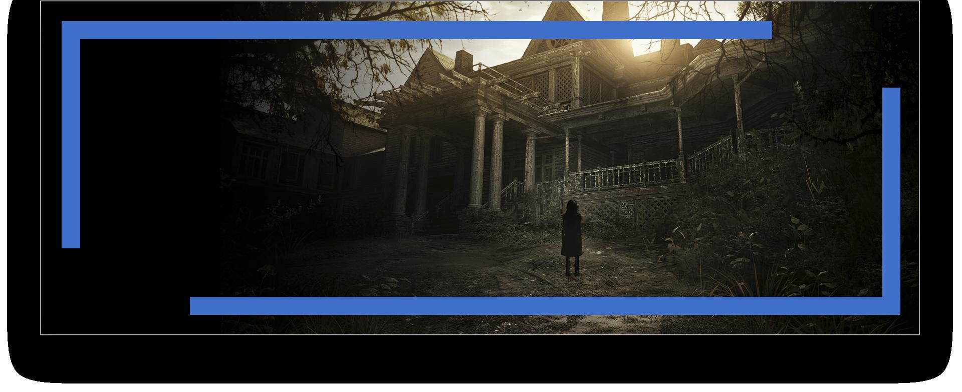 Resident Evil 7 key art