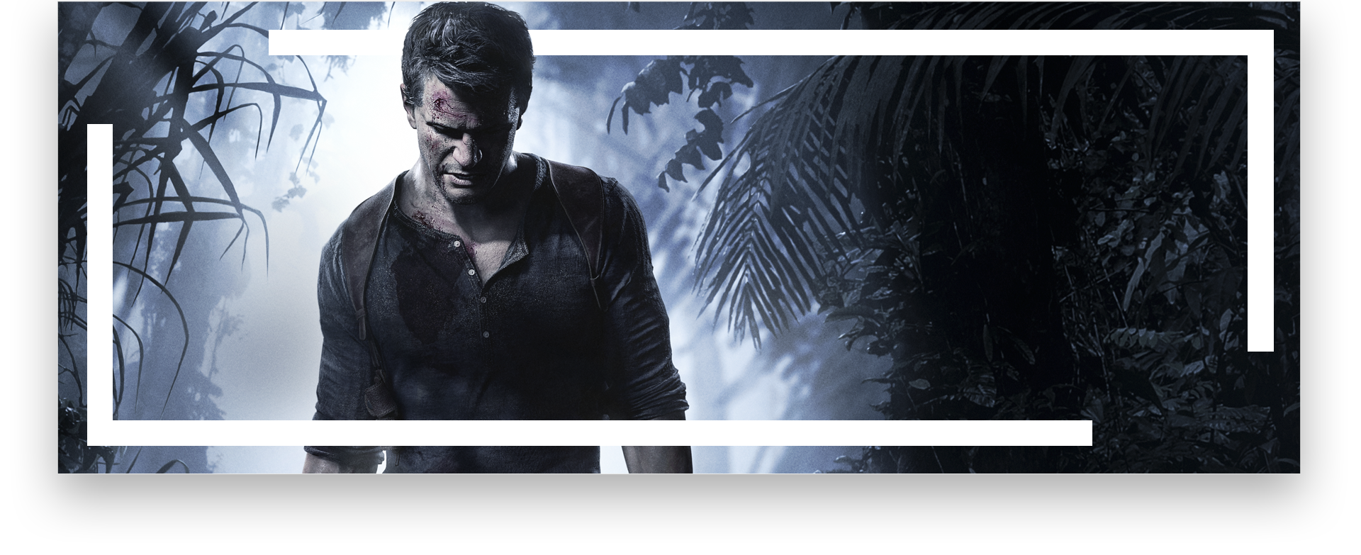 Uncharted 4 key art
