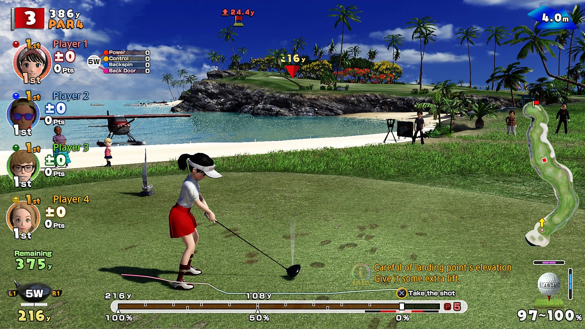 Everybody's Golf 10