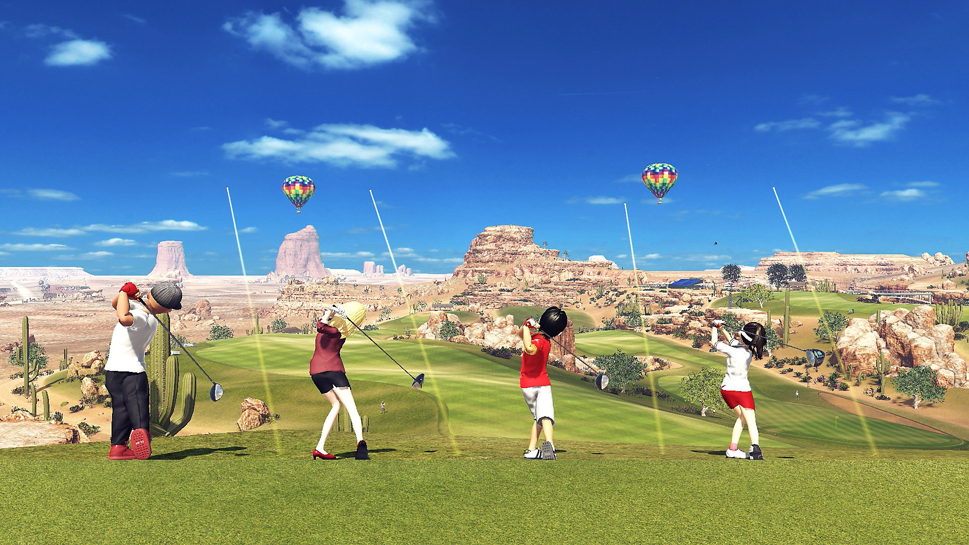 Everybody's Golf 11