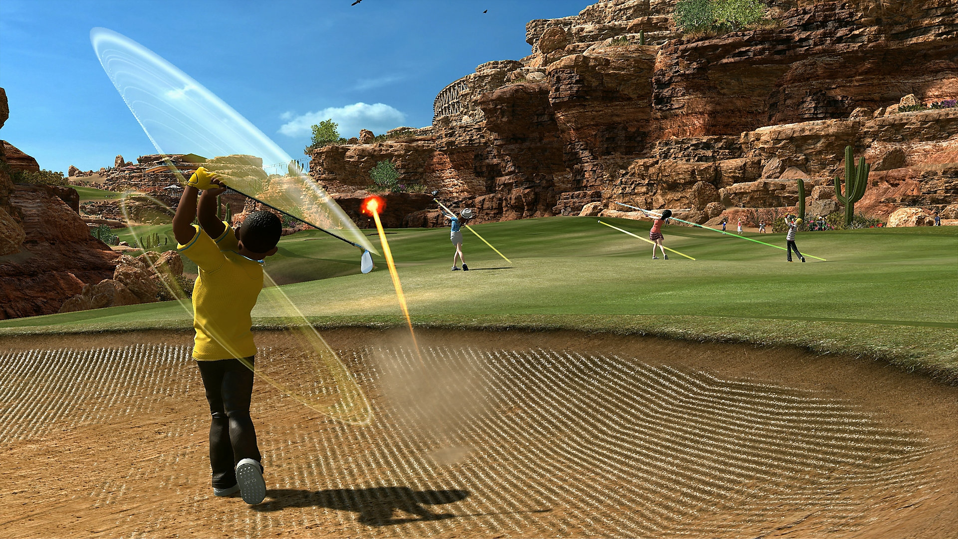 Everybody's Golf 13
