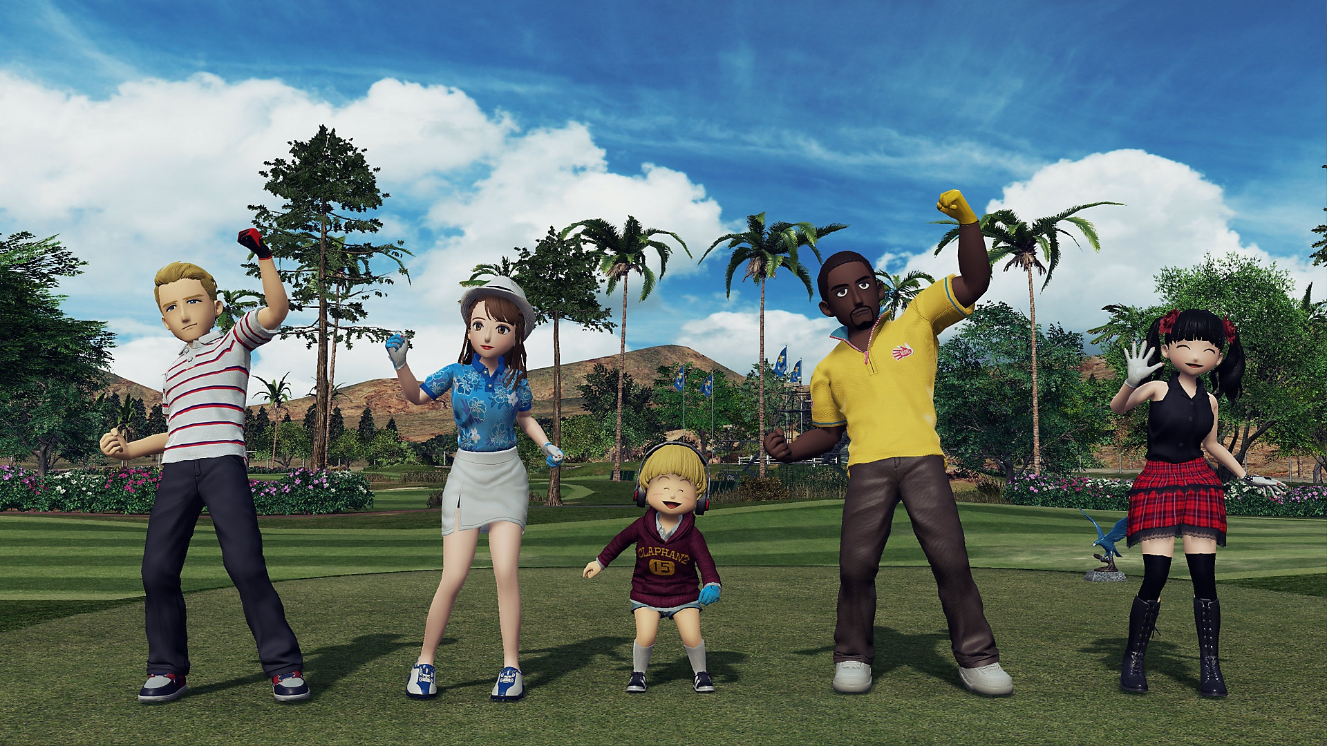 Everybody's Golf 12