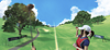 Héroe de Everybody's Golf VR