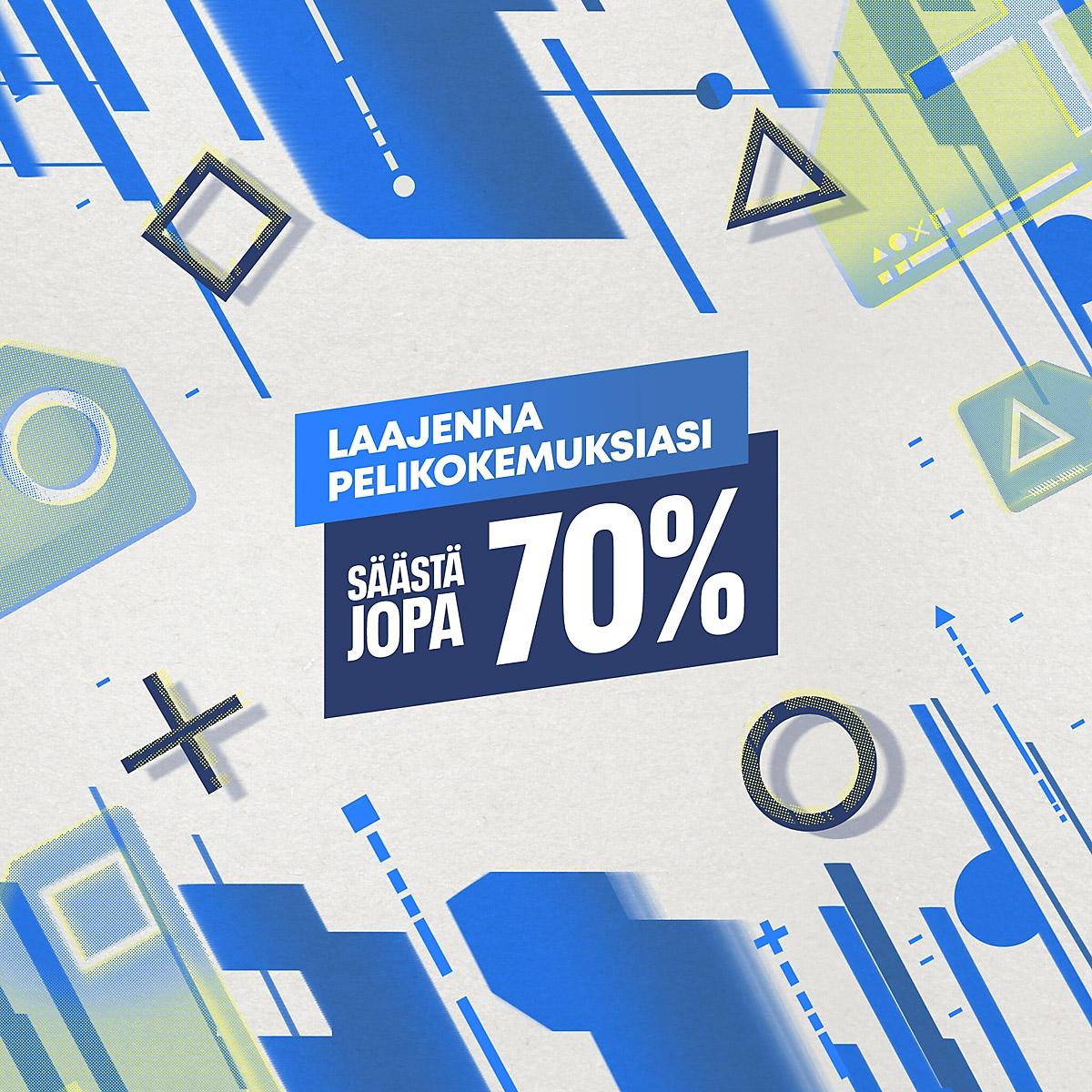 PlayStation Store – jatkettu alennusmyynti
