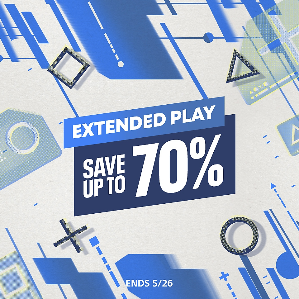 PlayStation Store - Extended Play Sale