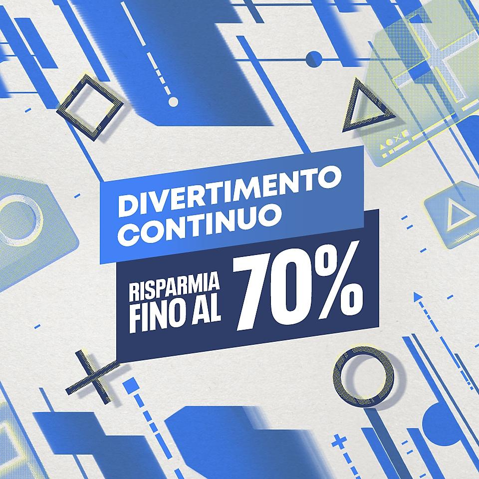 PlayStation Store - Sconti Gioco continuo
