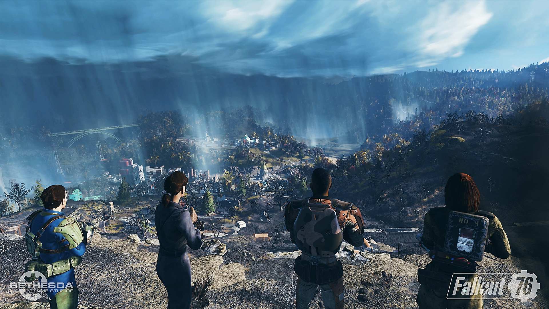 Fallout 76 – skjermbilde