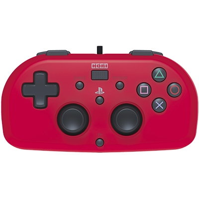 Hori - mini red controller