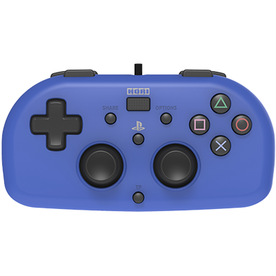 Hori - mini blue controller