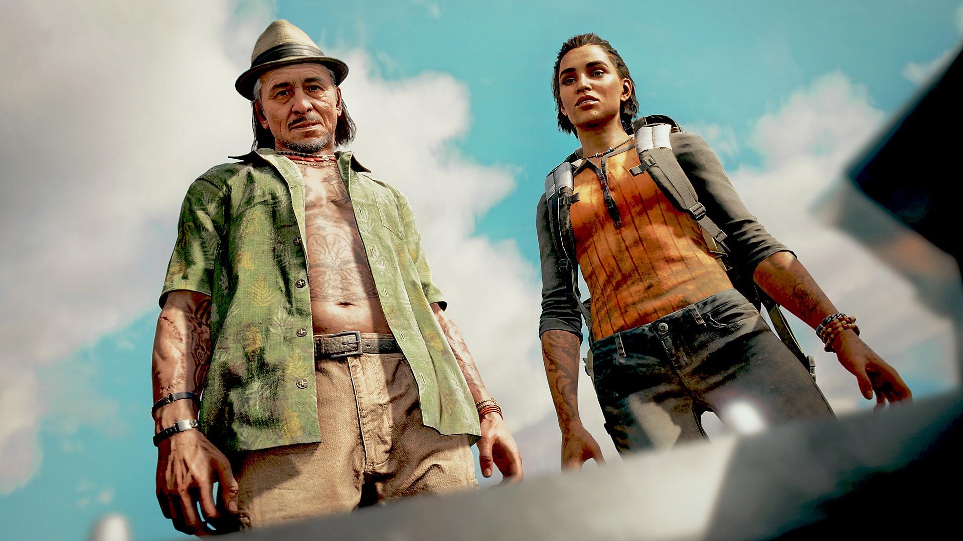 Captura de pantalla de Far Cry 6