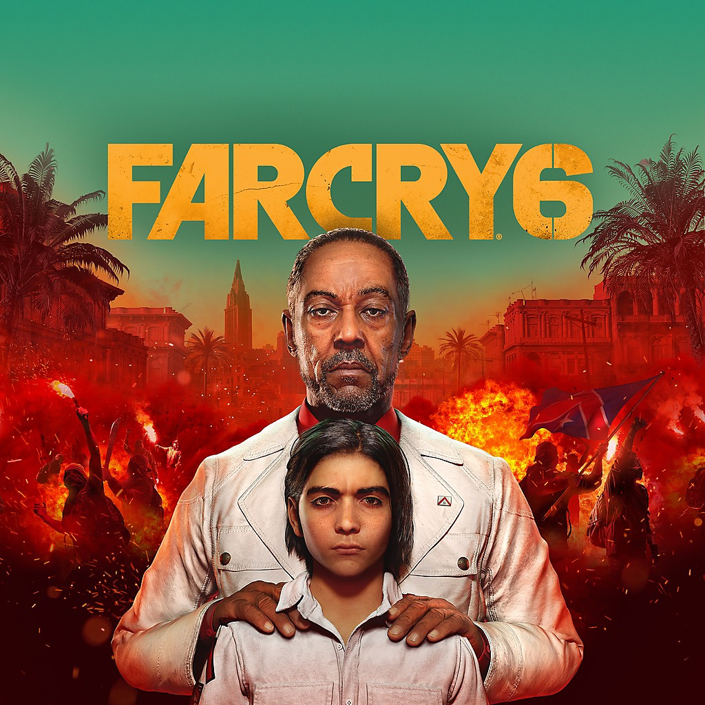Far Cry 6 – butiksomslag