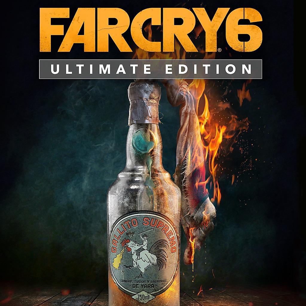 Far Cry 6 - Ultimate Edition Imagen del producto