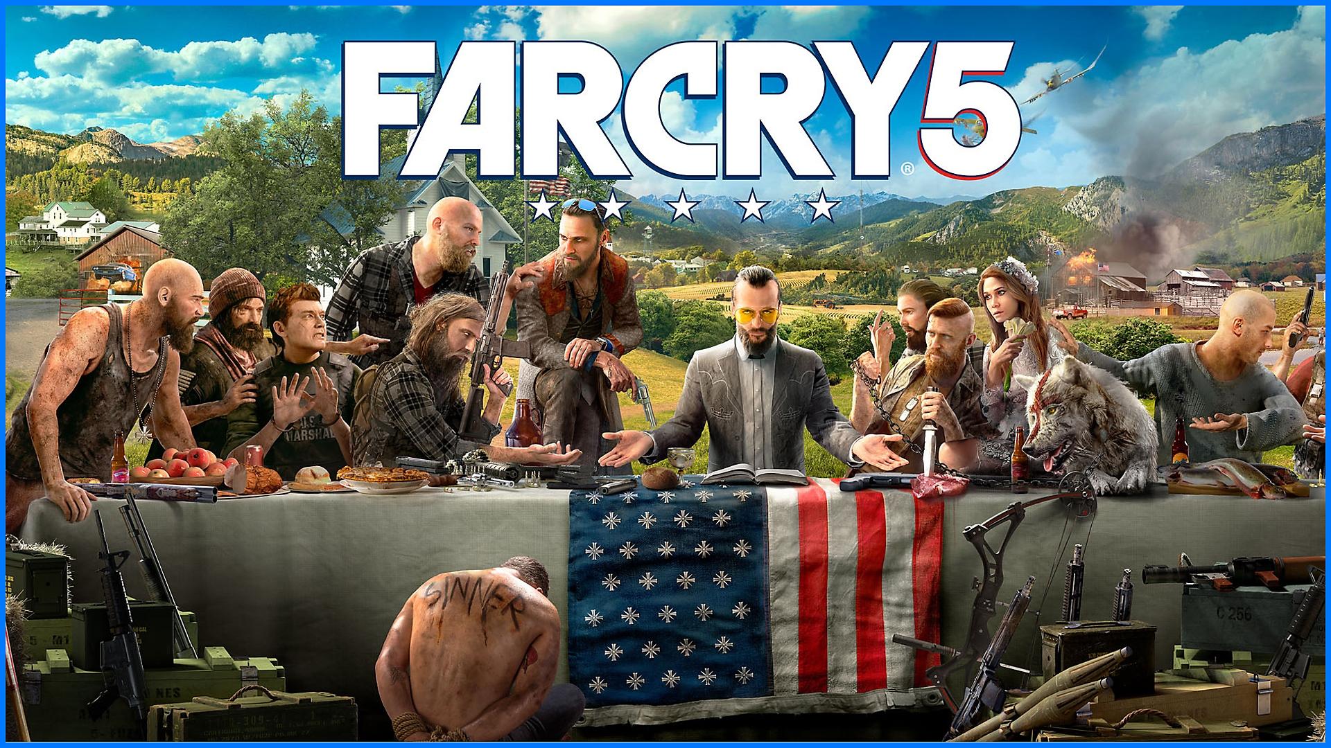 Far Cry 5 - Releasetrailer