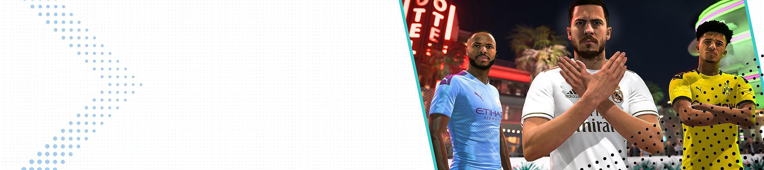 Шесть революционных нововведений EA SPORTS FIFA 20