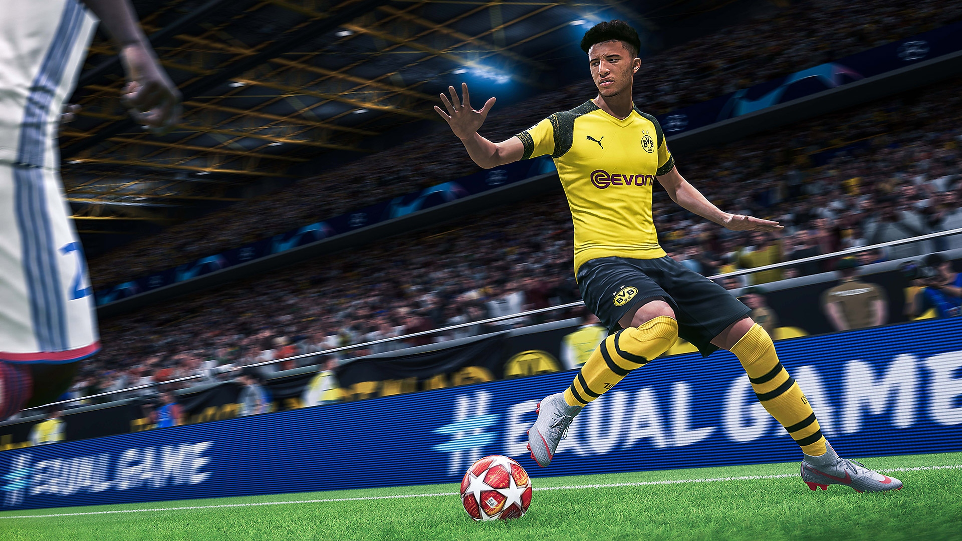 EA SPORTS FIFA 20 - Captura de pantalla