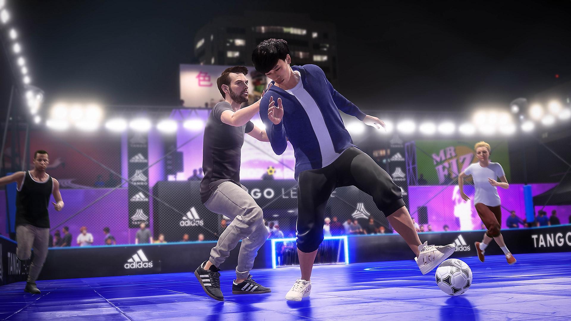 EA SPORTS™ FIFA 20 – skärmbild