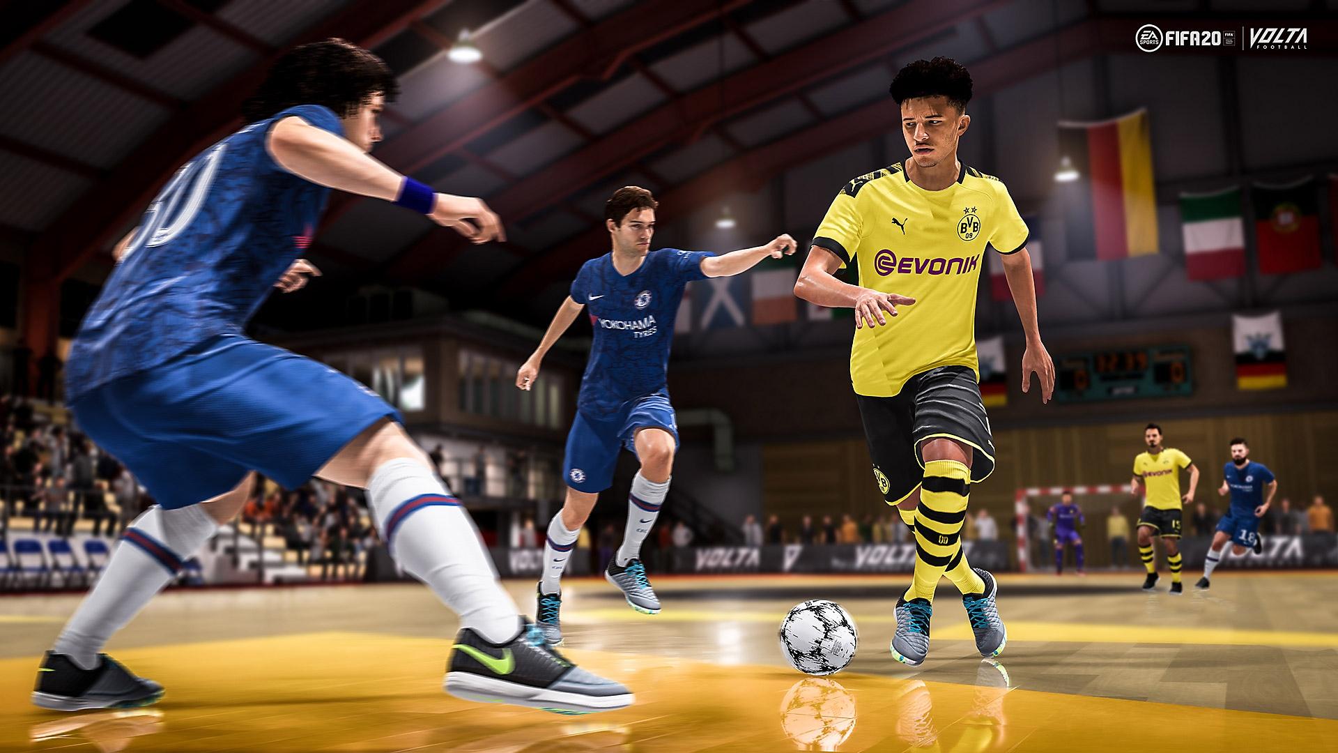 EA SPORTS™ FIFA 20 - لقطة شاشة