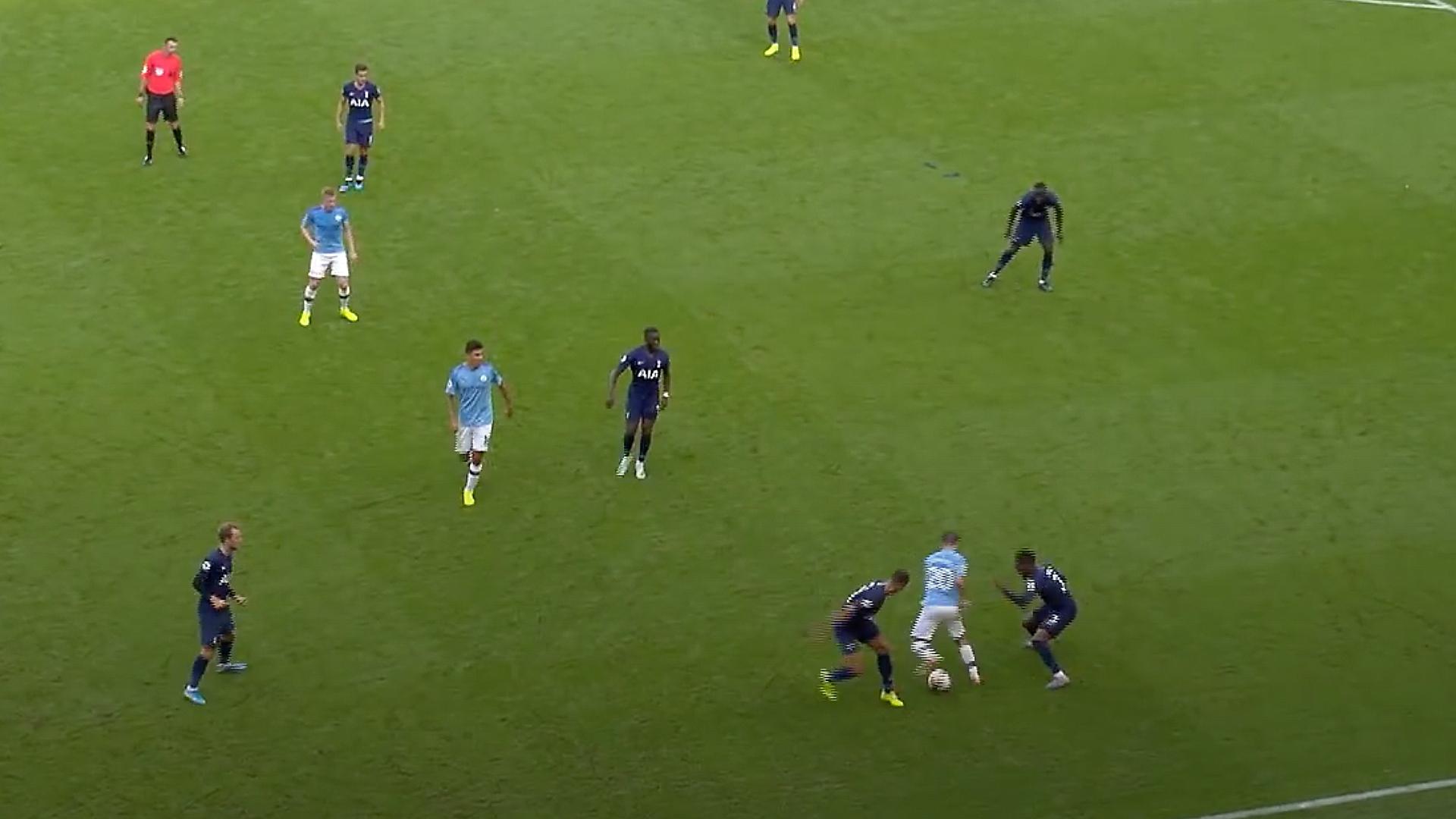 FIFA 21 agile dribbling