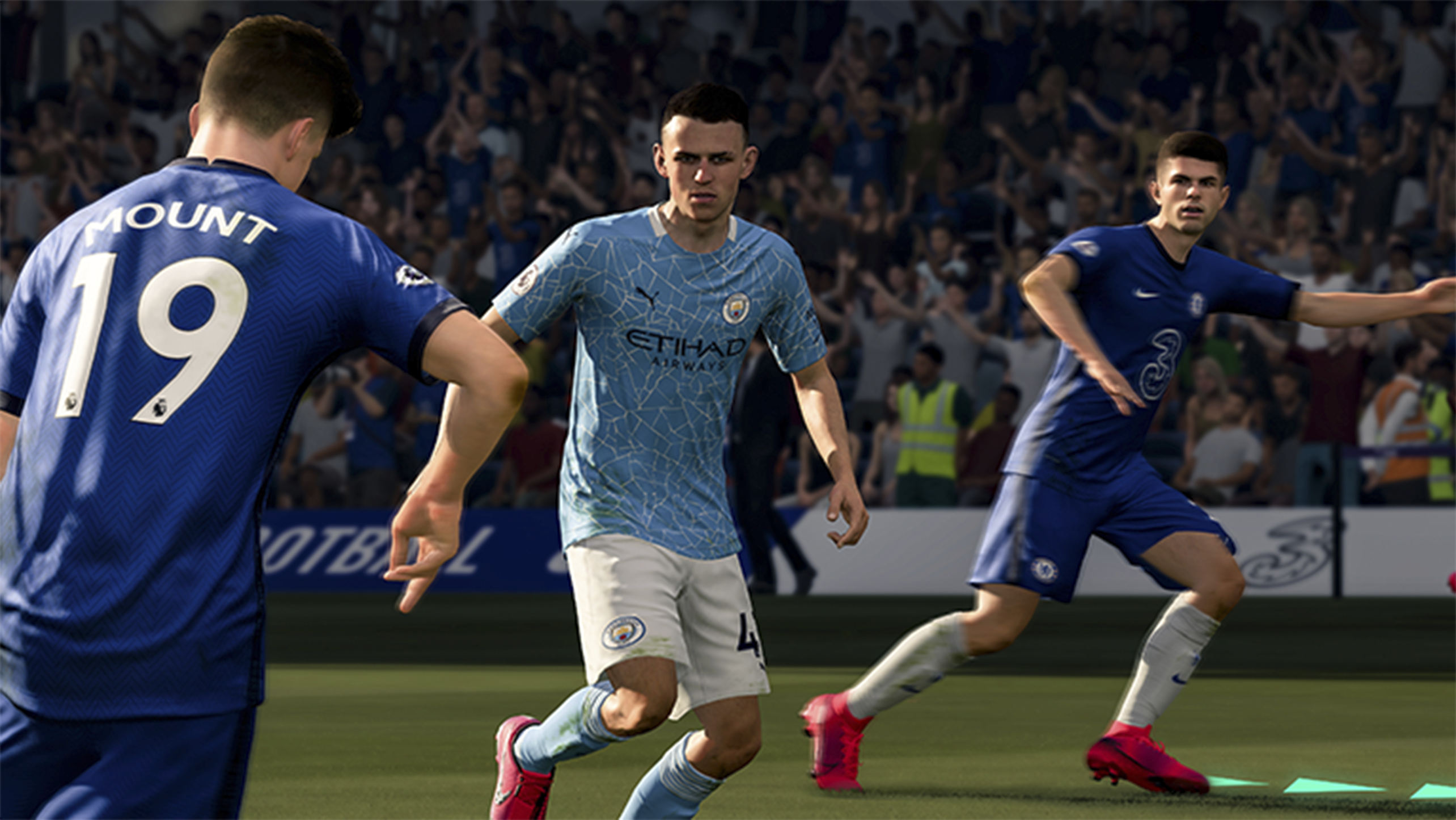 FIFA 21 desmarques creativos