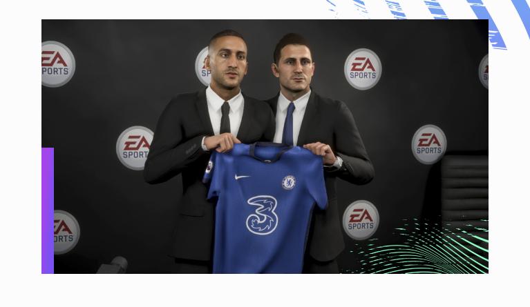 FIFA 21 全新的球員簽約方式