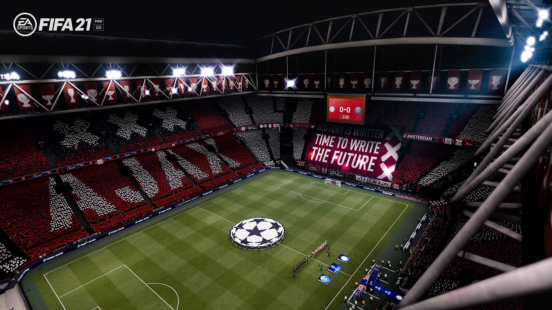 FIFA 21 reveal screenshot