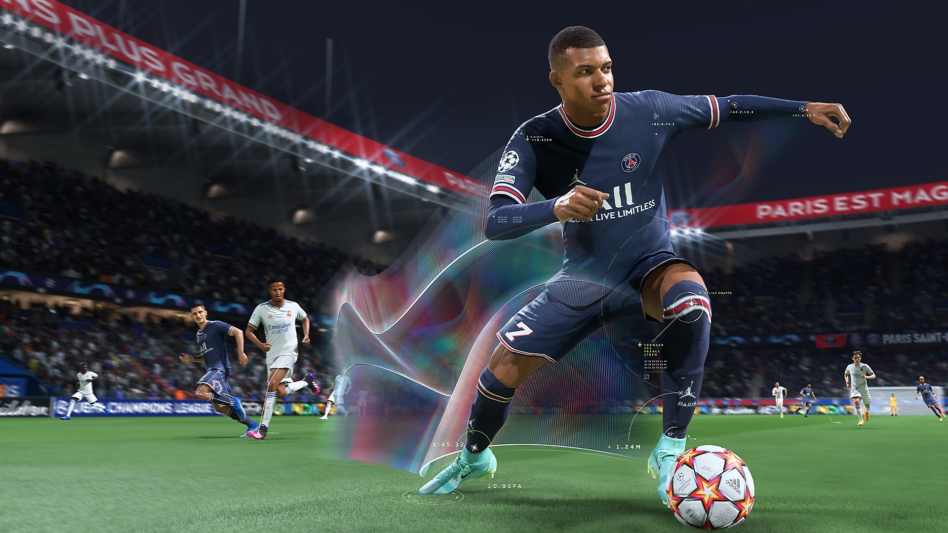 FIFA 22 screenshot 1