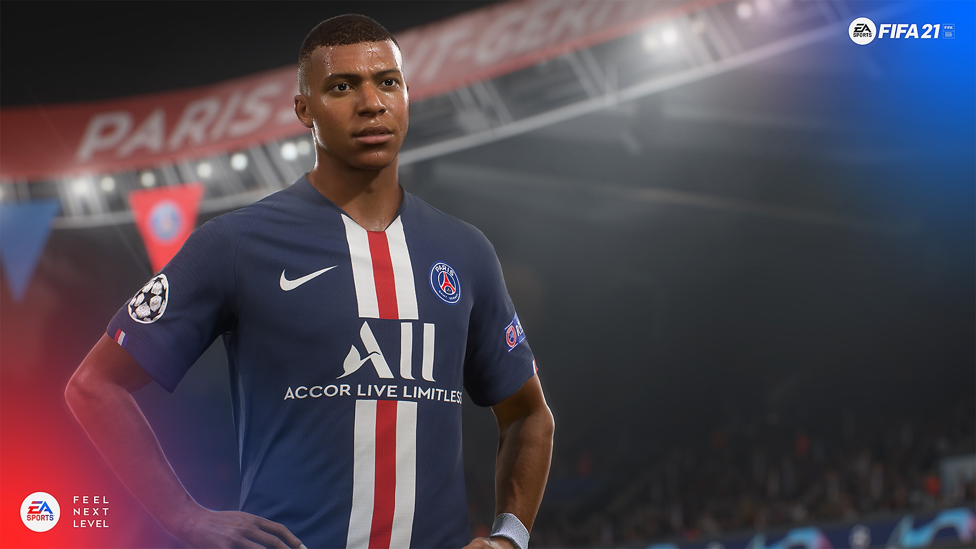EA Sports FIFA 21 – Reveal Screenshot