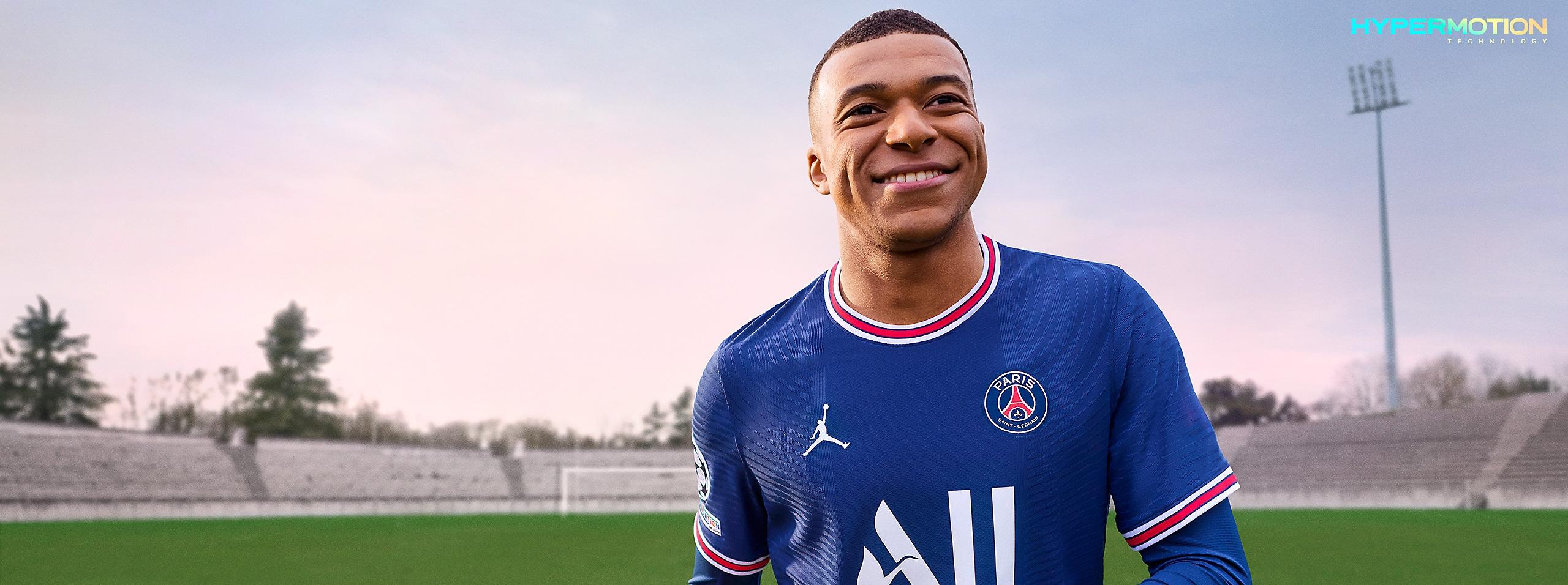 EA SPORTS FIFA 22: Standard Edition - Key Art
