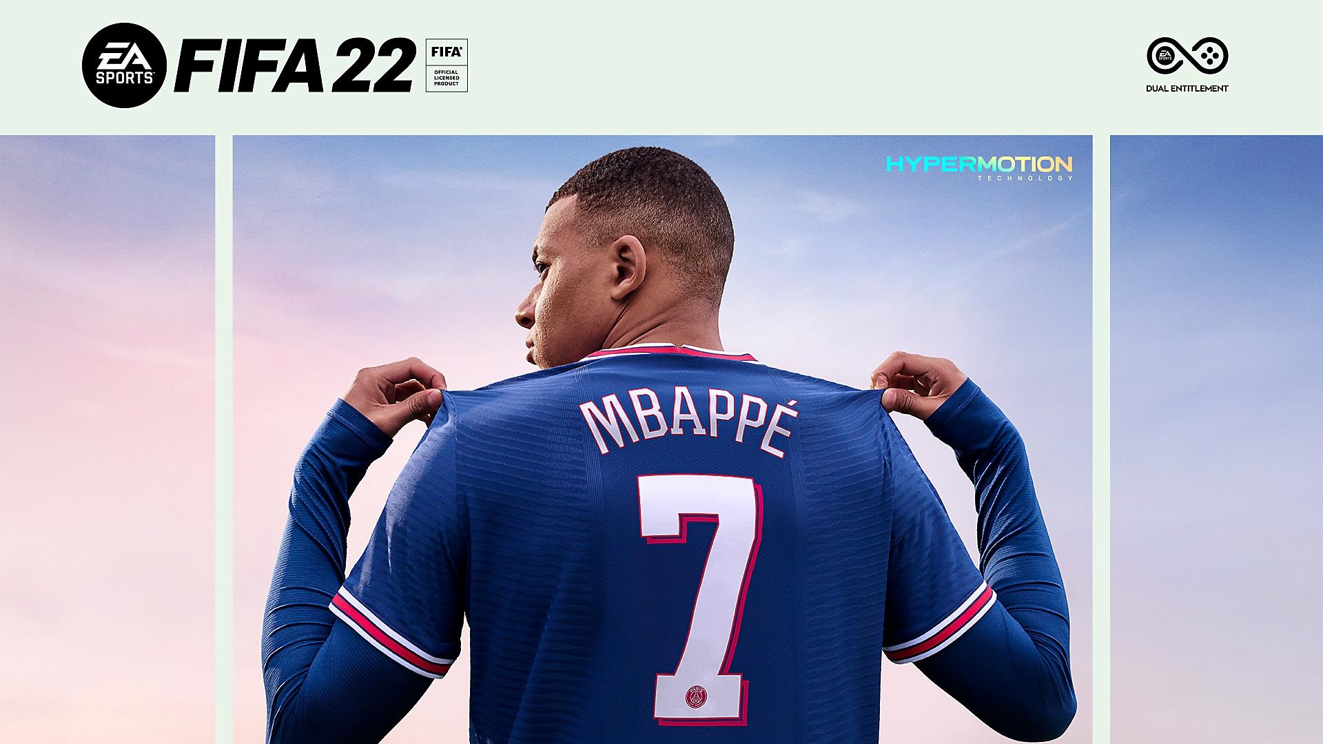 FIFA 22 – klíčová grafika