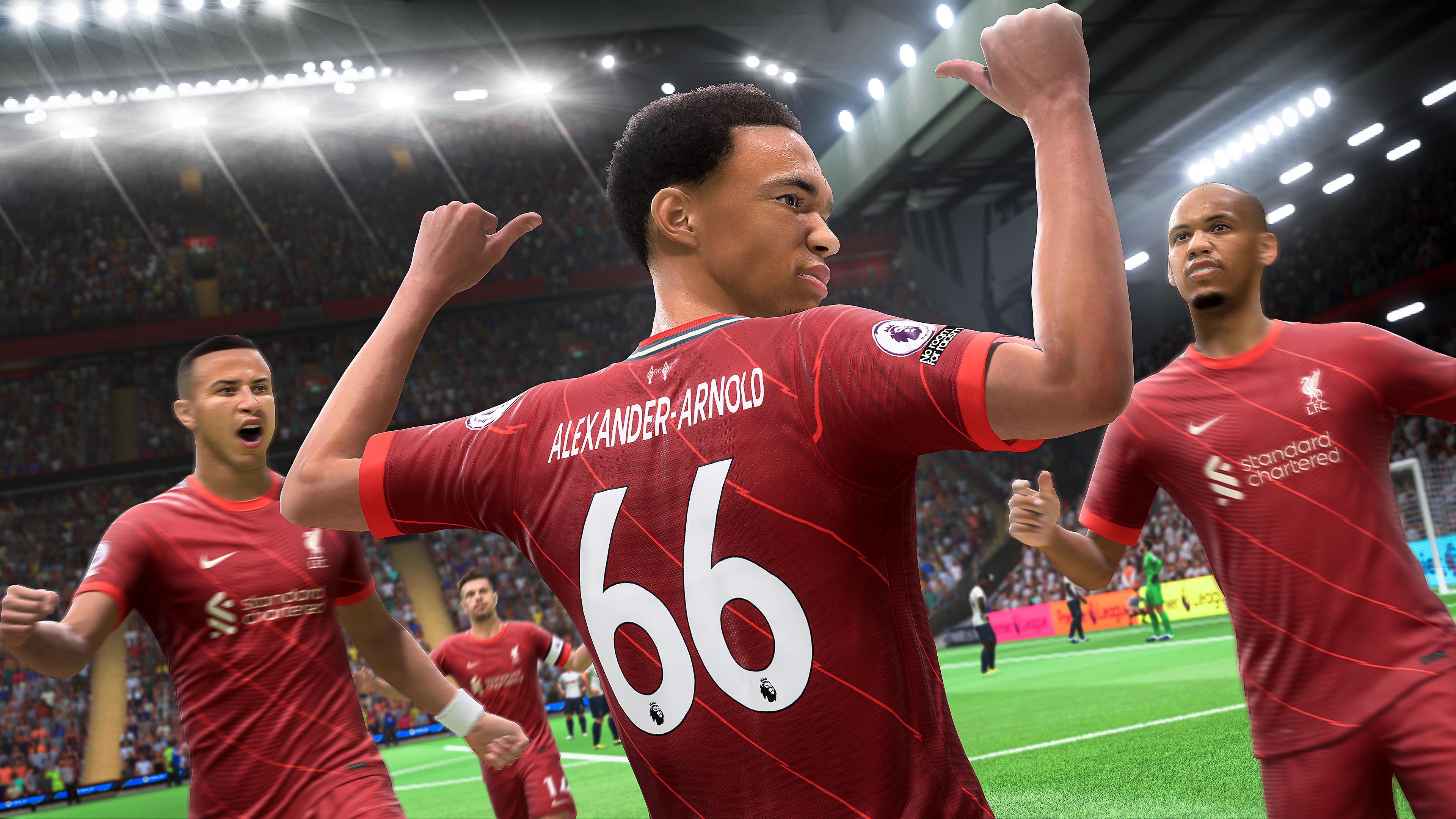 FIFA 22 screenshot 3