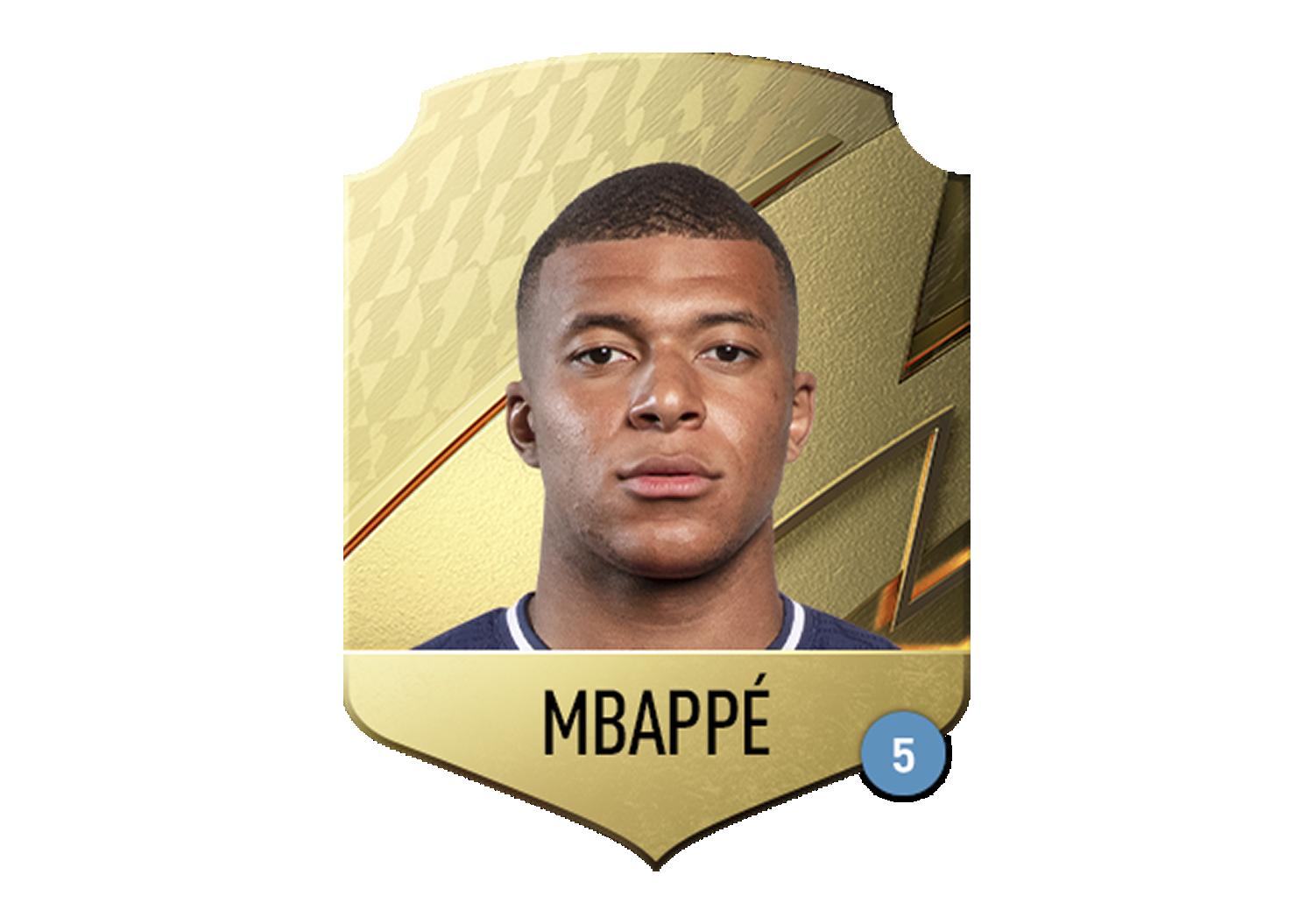 Mbappe loan item icon