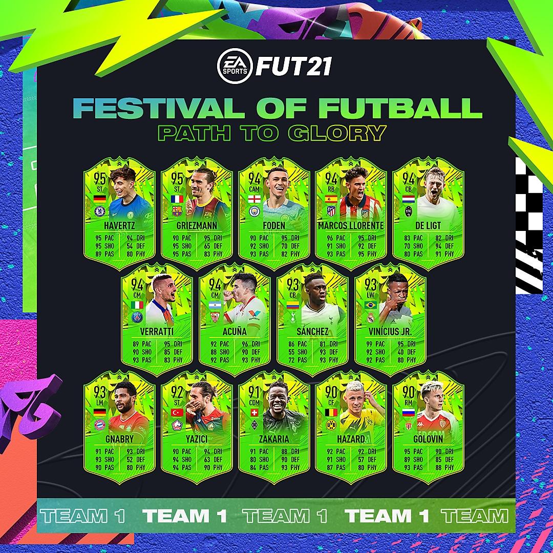 FIFA Ultimate Team - Festival di FUTball