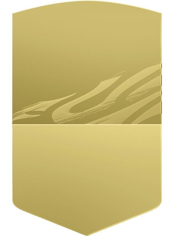 FIFA Ultimate team - صورة عنصر اللاعبين الذهبي