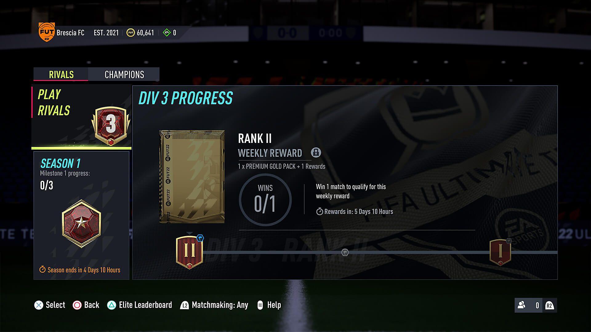 Division Rivals - Screenshot