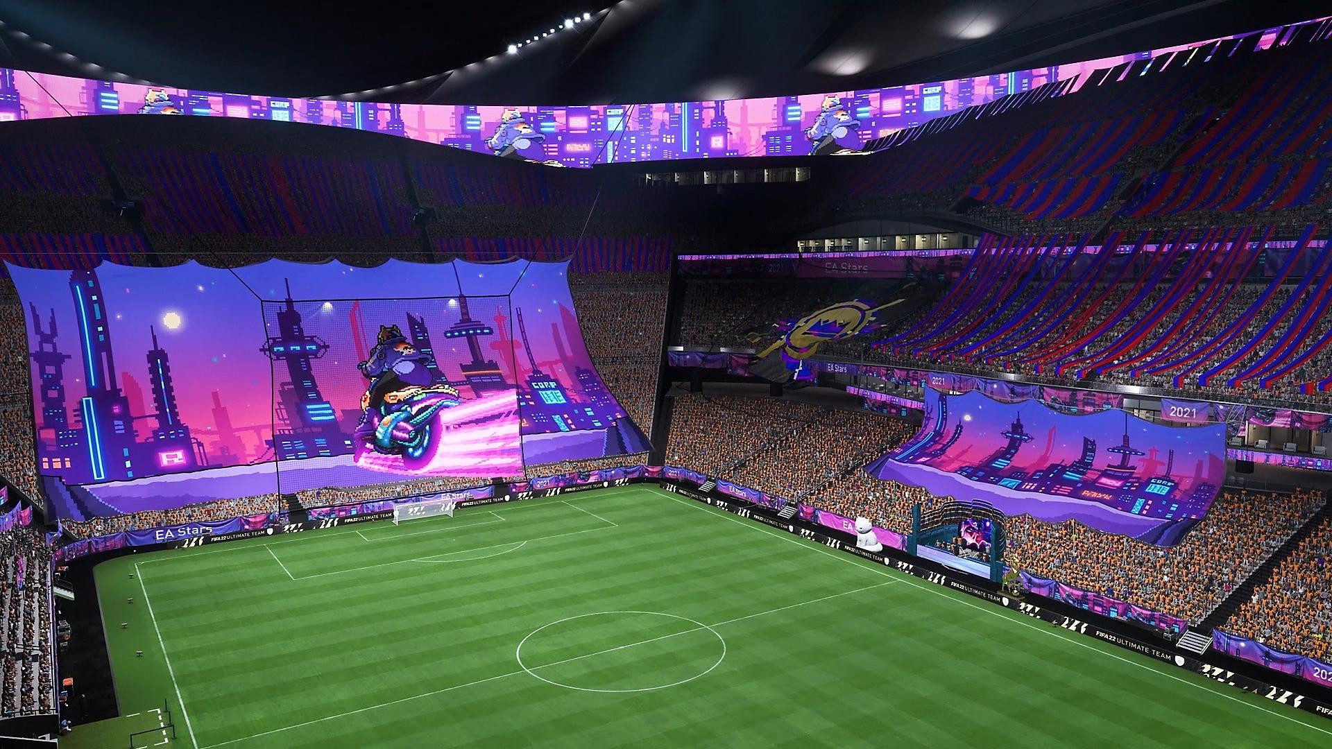 Stade FUT - Capture d'écran