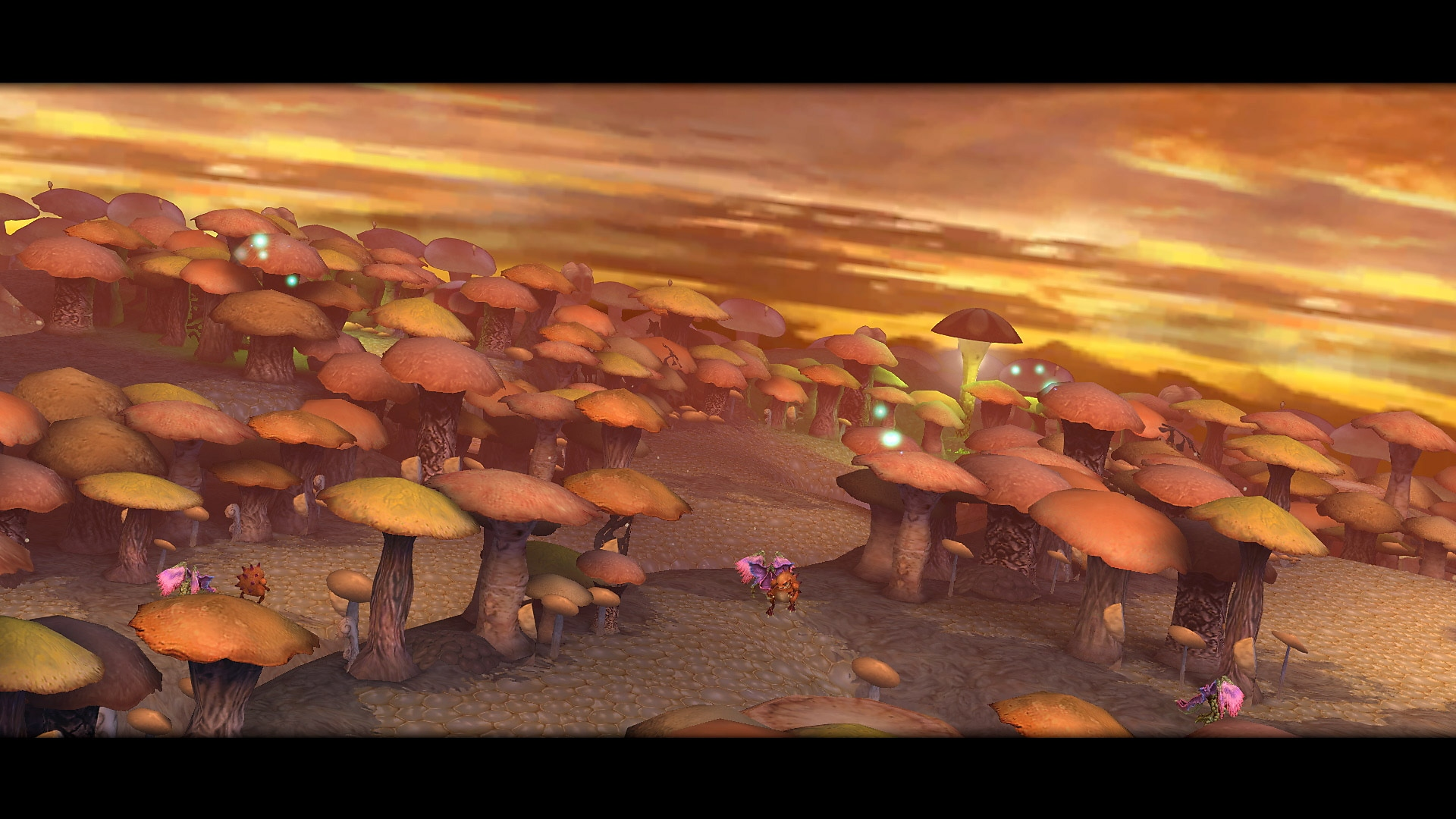Final Fantasy Crystal Chronicles remastered edition gameplay screenshot