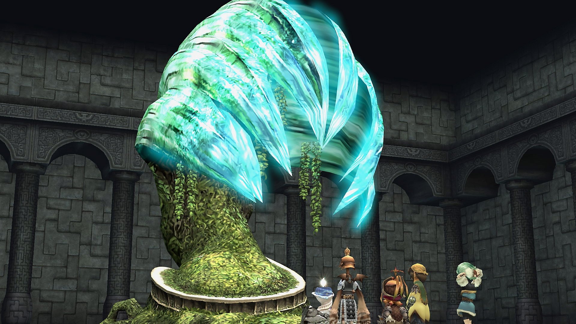 Final Fantasy Crystal Chronicles remastered edition snimka zaslona igre