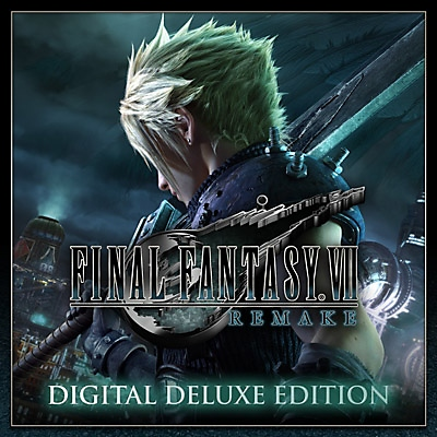 Final Fantasy VII Remake - إصدار Deluxe الرقمي