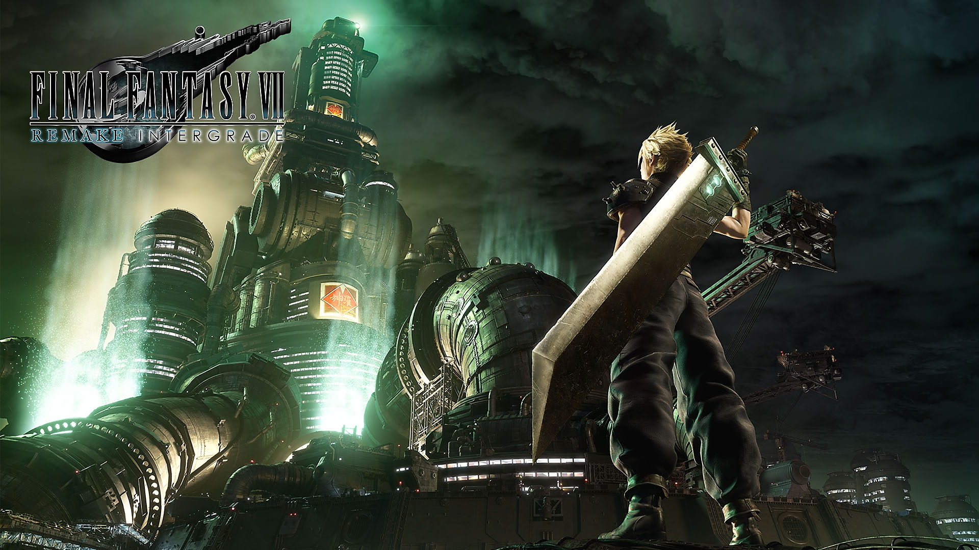 Final Fantasy VII Remake – kuvakaappaus