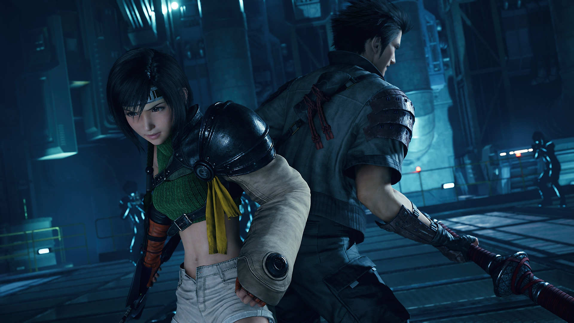 Final Fantasy VII Remake Intergrade - Capture d'écran de galerie 1