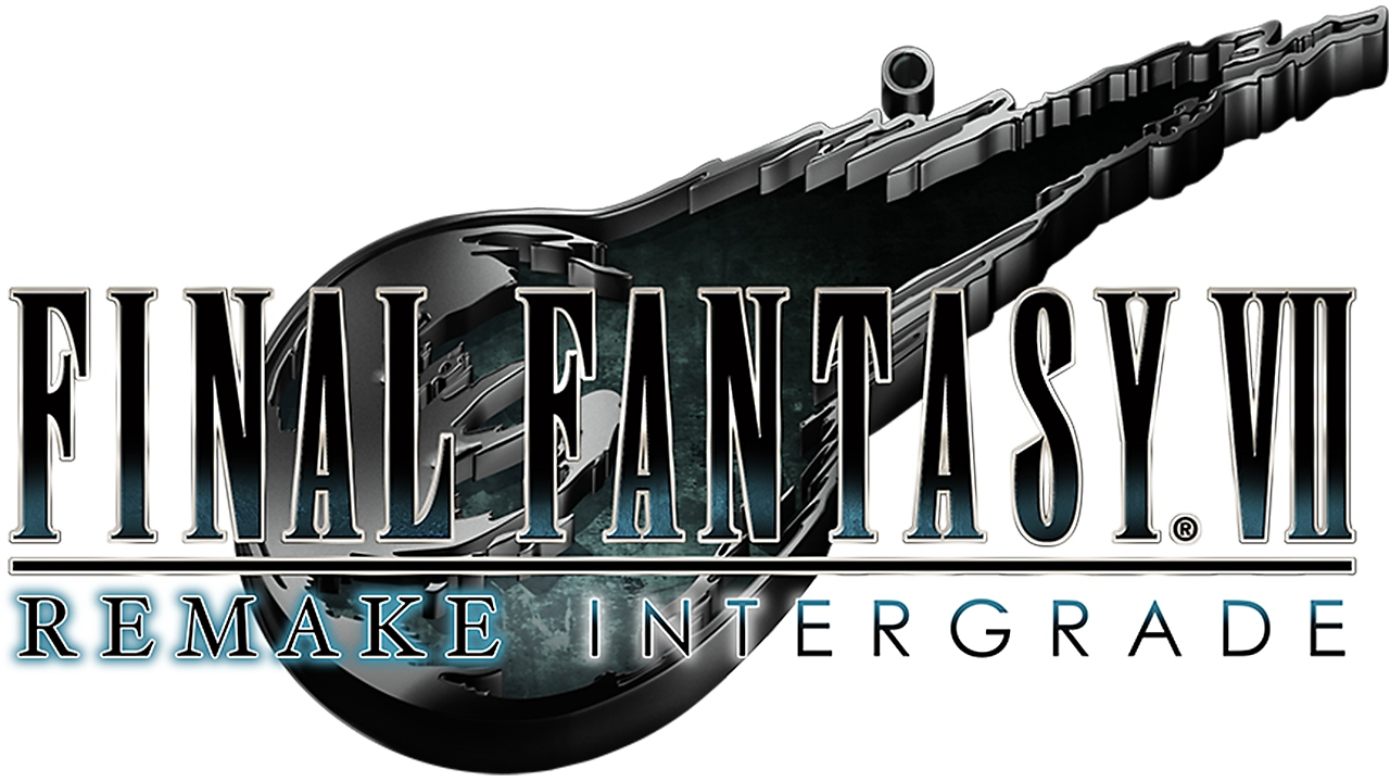 Final Fantasy VII Remake Intergrade - Logo