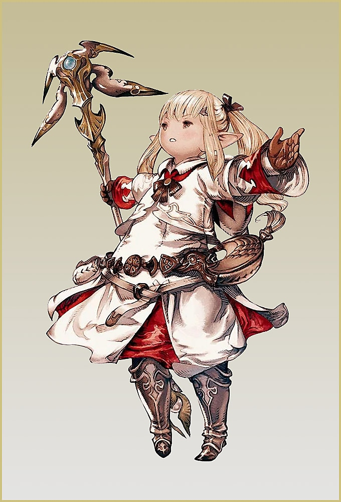 Mago blanco (White Mage)