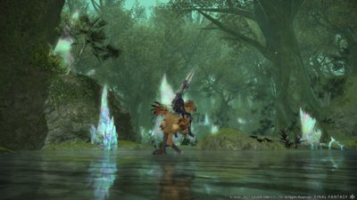 Final Fantasy XIV Online - PS5 Open Beta Gallery Screenshot 1