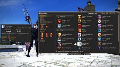 Final Fantasy XIV Online - Capture d'écran de galerie Bêta ouverte PS5 2