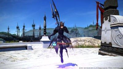 Final Fantasy XIV Online - Capture d'écran de galerie Bêta ouverte PS5 3