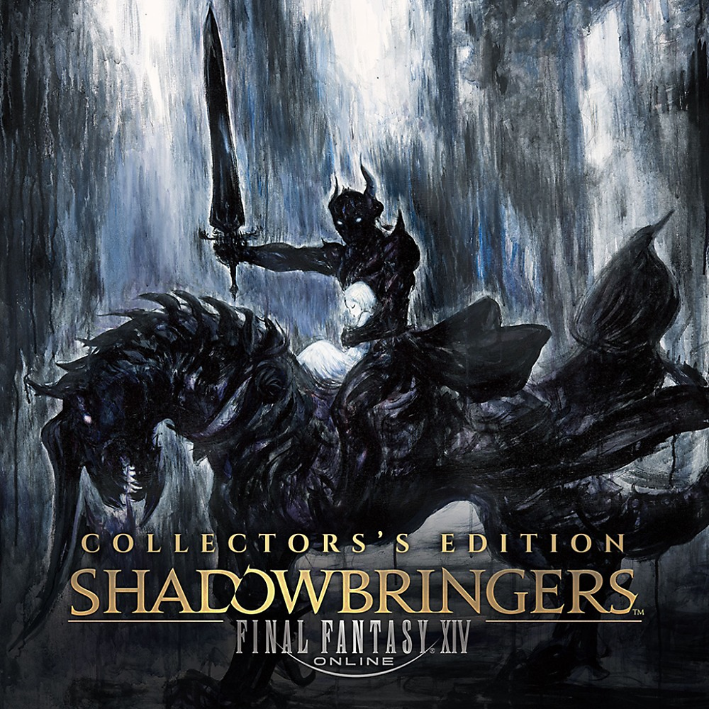 Final Fantasy XIV Shadowbringers Collector's Edition