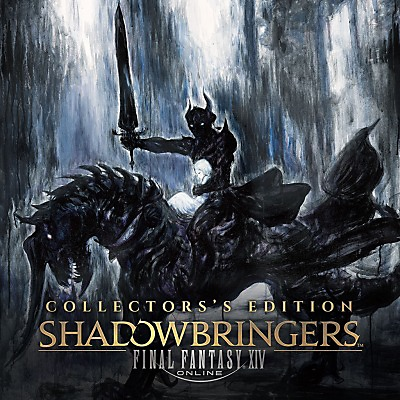FINAL FANTASY® XIV: SHADOWBRINGERS - إصدار Collector