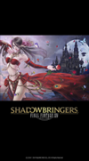 Final Fantasy XIV Shadowbringers tapeta Android OS