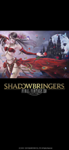 Final Fantasy XIV Shadowbringers fondo de pantalla de iPhone XS Max