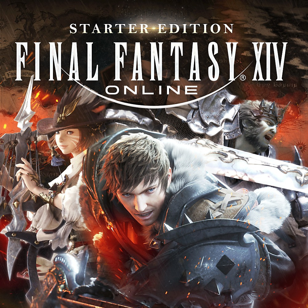 Final Fantasy XIV Online - Starter Edition